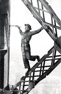 photographe-marc-riboud-Le-peintre-de-la-Tour-Eiffel