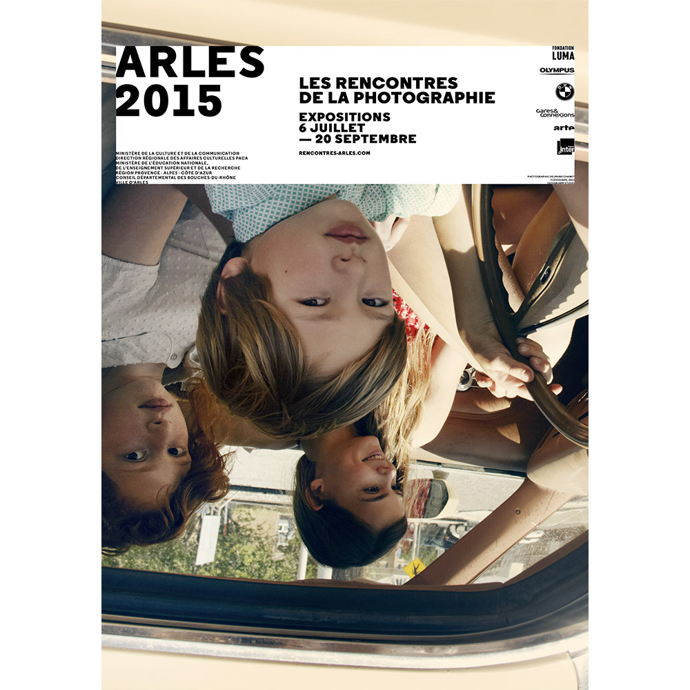 Rencontres internationales de la photographie arles 2018