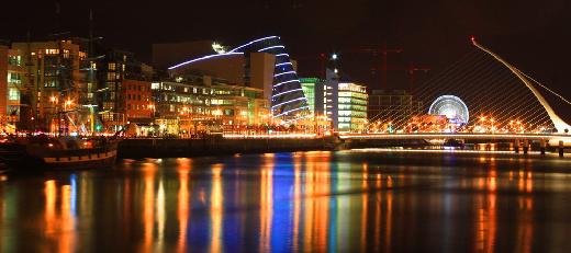 Dublin la nuit, © Shailesh Kulkarni, Canon EOS 500D