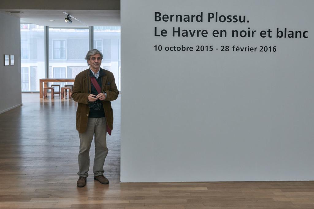 Bernard Plossu. © MuMa Le Havre / Laurent Lachèvre