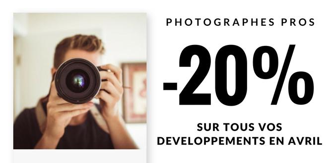 Photographes pros